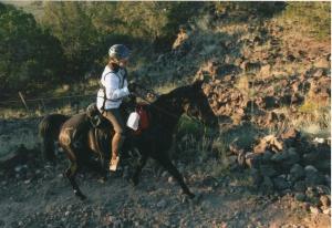 Zuzka, Caja Del Rio Ride, 2011.