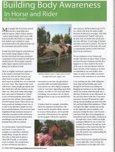 Horse Around Article P1