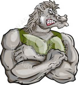 meanhorse
